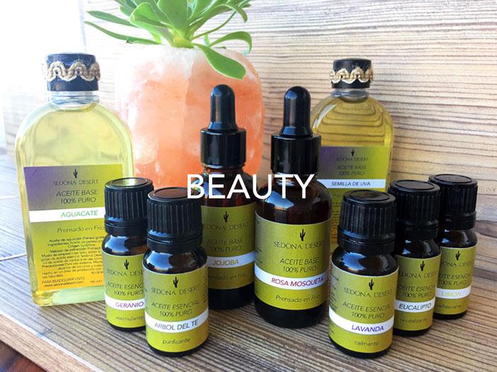 Belleza natural, aceites esenciales, cosmética natural, cosmética ecológica