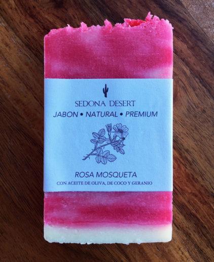 Jabón de Rosa Mosqueta con Aceites Naturales Vegetales, jabón de rosa mosqueta, aceite de rosa mosqueta, jabón natural, jabón antiedad, jabón cicatrizante, aceite de rosa mosqueta