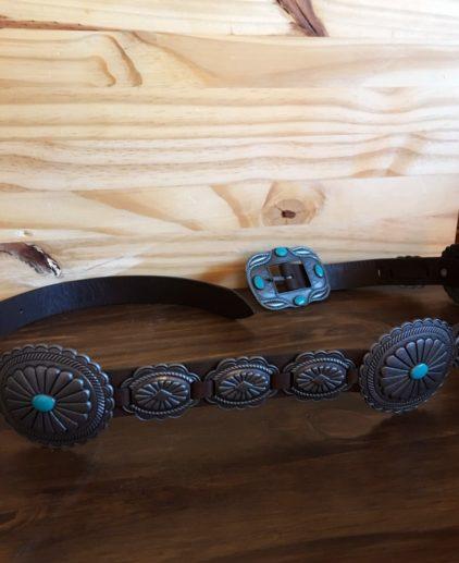 Cinturón de Conchos Antelope