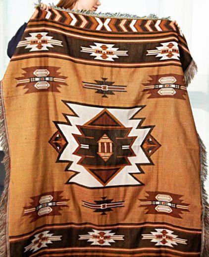Manta Print Tribal West Virginia