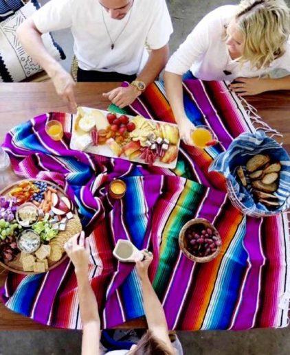 Manta Mexicana de Sarape